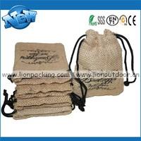 fabric drawstring burlap jewelry pouch pattern