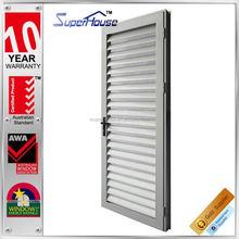 aluminum doors and windows Luxury aluminium vented exterior door