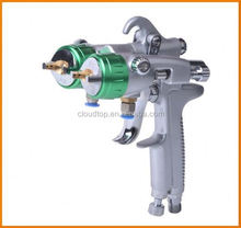 2015 best on sales gold coins two head double nozzle gun