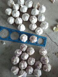 2015 chinese natural fresh Shandong garlic/Fresh Chinese pure white garlic