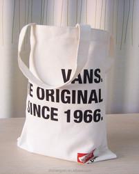 2015 eco friendly cotton shopping bag (COT-1112-T255)