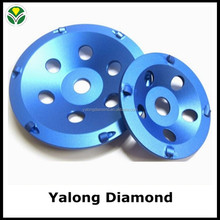 PCD cup wheel for epoxy/glue/paint/concrete floor 125mm cutting wheel