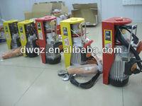 220V domestic mini wire rope electric lifting hoist 100-1000KG