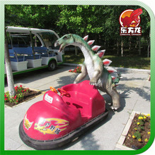 Dinosaur Kids Ride on Electric Bumper Cars
