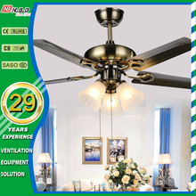 national ceiling fan specifications