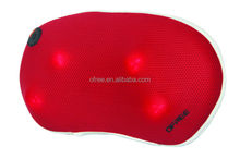 FR-520 Portable Multifunction Back Massage Pillow, car and home using massage cushion