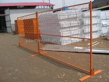 Cheap!!! metal fence panels/ temporary fence part/ movable galvanized fence panel
