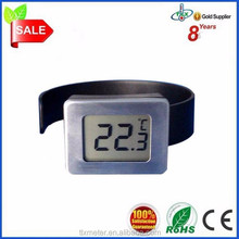 Best Christmas Gadget Digital Wine Bottle Thermometer LCD, Thermometer Wine Watch