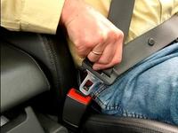 High quality easy install car seat belt