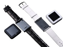 """Detachable 1.54"""" Touch screen MTK6260 smart watch for Android /iOS Phone call Bluetooth"""