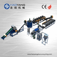 advanced pet recycle fiber machinery/recycle plastic pallet/recycle plants for sale