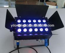 4 in 1 quad color 18X10W RGBW high power led par 64