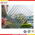 Plástico transparente toldos ao ar livre e copa
