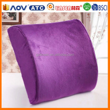 hot sales product memory foam office chair back support cushion