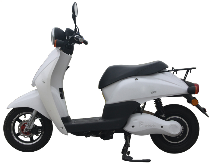 1200W EEC Cheap Adult Electric Motorcycle , Electrical Motorcycle