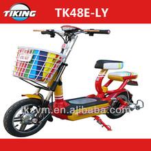 Tiking TK48E-LY bicicleta elétrica