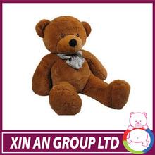 New Design dark giant 150cm teddy bears big stuffed bears animal for sale