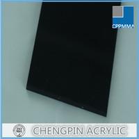 high gloss black acrylic sheet