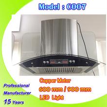 The Best Sales Kitchen Range Hood With Smoke Sensor