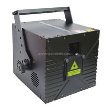 2W RGB Laser 25K ILDA Animation Laser Light DMX 512 Control DJ Disco Laser Stage Lighting