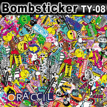 Hot Film Graffiti Vinyl Wrap Hot Sex Film Sticker Bomb