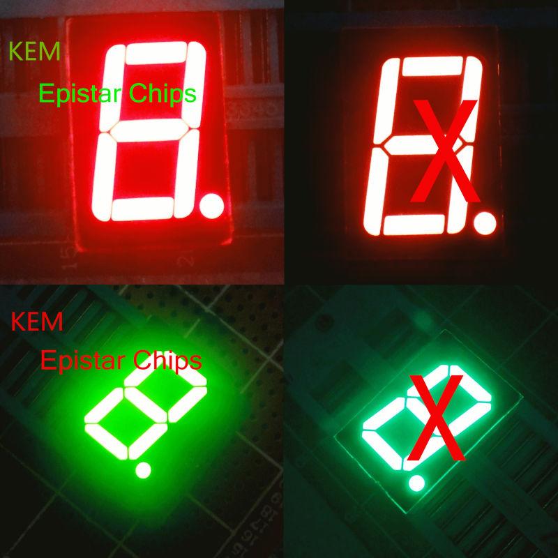 3 colors led bar graph 5 segment bar graph display China manufacturer