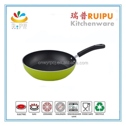 Chinese Supplier Wearever Ceramic Pans With Bakelite Handle,majestic cookware set,stock lot cookware