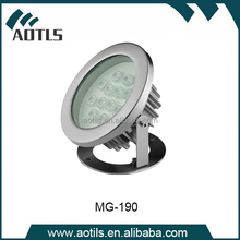 Zhejiang popular sale high quality wall mounted led round underwater light stainless steel ip68