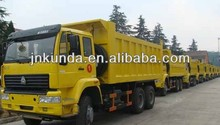 SInotruck HOWO Dump Truck / Tipper Truck 336HP/247KW EURO2 6x4