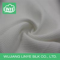 unique mesh clothing material for women blouse