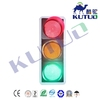 PC Housing intelligent LED Traffic Signal/full ball road traffic lights