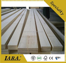 chinese poplar lvl for door core factory,door core usage lvl board,bamboo flooring accessory skirting board