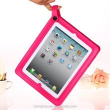 New Portable Hook Shock proof Protective Eva Foam Case For ipad 2 3 4