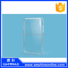 Crystal Clear Transparent Soft Silicon TPU Case for iPhone 6 Cases Cover Shell