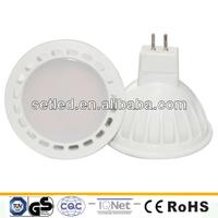 12V 4.2W 15SMD 2835 High power High CRI Spotlight LED Bulb MR16