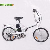 Steel frame mini folding cheap electric bike for sale