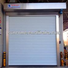 Aluminum Roll up Door/Intelligence Aluminum Rolling shutter Door