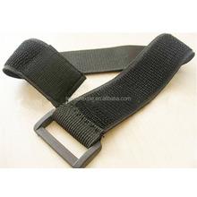 Elastic Hook & loop adjustable strap