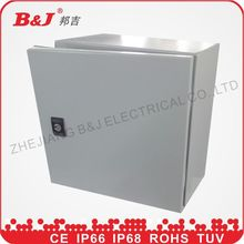 high quality IP66 electricalsheet metal waterproof outdoor electrical box/steel electrical distribu/electrical distribution box