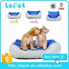 Hot sale handmade large fabric dog bed manufacturer