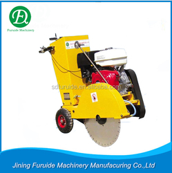 high quality gasoline concrete road cutter with best price