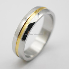 Fashion jewelry lovers gold plating cheap engagement rings for women