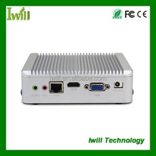 Ibox 501 N7 mini fanless computer support direcx 11 3D API
