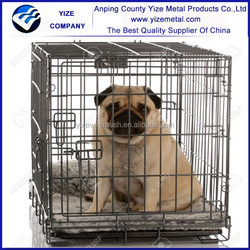 Chain Link Medium Garden Dog Kennel /Metal Dog Kennels For Cheap