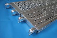 Best sale scaffolding steel toe board with hook for construction