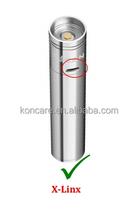 Authentic Titan 3 starter kit!!! 2200mah sub ohm vapor kit Xlinx/X-Linx for wholesale