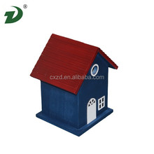 For a large wooden crate in the balcony dog house