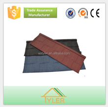 China manufacturer color stone steel corrugated roofing tiles