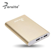 Power bank for smart watch 10000mah Li-polymer battery ultrathin cover luxury gold