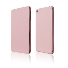 In Stock!Super Slim Smart Cover for iPad mini Case Triple Folding Flip Leather Stand Cover For iPad Mini 2 Cover For Aypad Mini